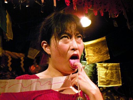 七番、俳ラの女王  ギネマ【実録母子草】4